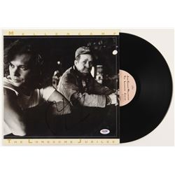 "John Mellencamp Signed ""The Lonesome Jubilee"" Vinyl Record Album (PSA COA)"