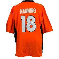 Peyton Manning Signed Denver Broncos Nike Jersey (PSA COA)