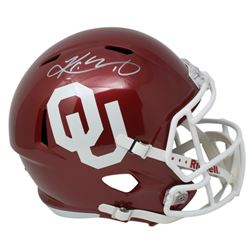 Kyler Murray Signed Oklahoma Sooners Full-Size Speed Helmet (Beckett COA)