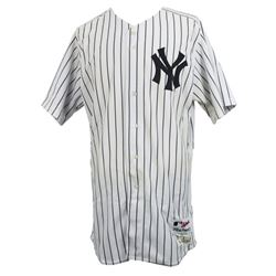 Alex Rodriguez Game-Used New York Yankees Majestic Jersey (Steiner LOA  MLB Hologram)