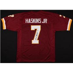 Dwayne Haskins Jr. Signed Jersey (JSA COA)