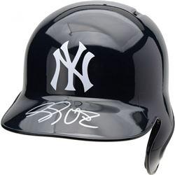 Luke Voit Signed New York Yankees Full-Size Batting Helmet (Fanatics Hologram)
