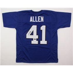 Josh Allen Signed Jersey (Radtke COA)