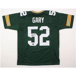 Rashan Gary Signed Jersey (Radtke COA)