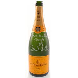 "Brad Marchand Signed 2010-11 Stanley Cup Championship ""Veuve Clicquot Ponsardin"" Champagne Celebrati"