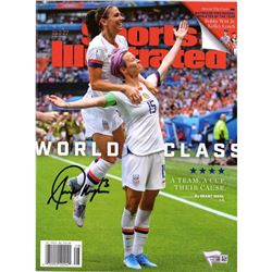Alex Morgan Signed 2019 Sports Illustrated Magazine (Fanatics Hologram)