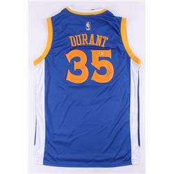 Kevin Durant Signed Golden State Warriors Jersey (Beckett COA)