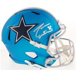 Jason Witten Signed Dallas Cowboys Full-Size Blaze Speed Helmet (Beckett COA  Witten Hologram)