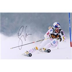 Lindsey Vonn Signed 12x18 Photo (JSA Hologram)
