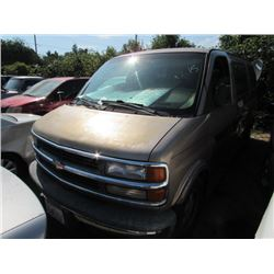 1997 Chevrolet Sportvan