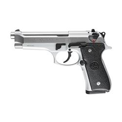 "BERETTA 92FS 9MM 4.9"" ST 2-15RD IT"