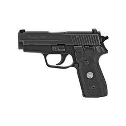 "SIG P225 9MM 3.6"" BLK 8RD NS G10"