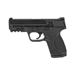 """S& W M& P 2.0 9MM 4"""" 15RD BLK NMS"""