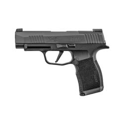 """SIG P365 9MM 3.7"""" 12RD BLK NS OPTC R"""