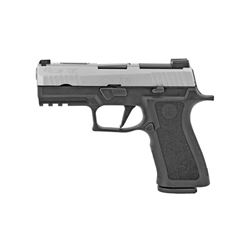 """SIG P320 X-CARRY 9MM 3.9"""" 17RD BLK/S"""