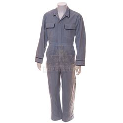 Timeless (TV) – Mothership Theft Crew Jumpsuit– TL112