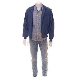 "Timeless (TV) – Wyatt Logan's ""1980's"" Outfit – TL318"