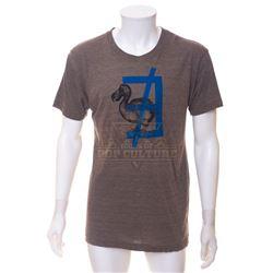 Timeless (TV) – Rufus Carlin's T-Shirt – TL181