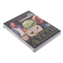 "Timeless (TV) – Rufus Carlin's ""The A-Team"" DVD Set – TL130"