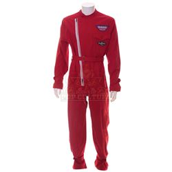 Timeless (TV) – Ryan Millerson's Racing Suit – TL132