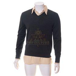 Timeless (TV) – Wyatt Logan's 1940's Era Sweater & Shirt – TL126
