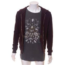 Timeless (TV) – Rufus Carlin's Hoodie & Shirt – TL175