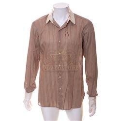 Timeless (TV) – Rufus Carlin's Distressed Shirt – TL161