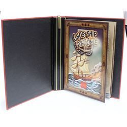 Legends of Folklore Canada Collectors Album with 50 Cent Silver Coin & Book One