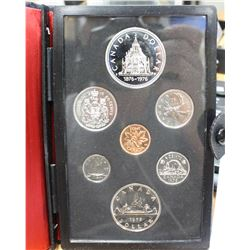1976 Canada Silver Double Dollar Proof Set