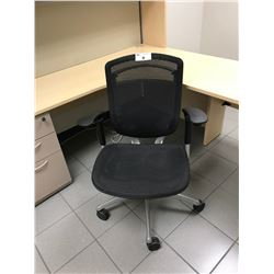 CONTESSA MULTI- ADJUSTABLE MESH BACK OFFICE CHAIR