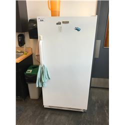 WHITE FRIGIDAIRE SINGLE DOOR REFRIGERATOR