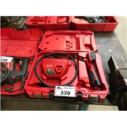MILWAUKEE M12 INSPECTION SCOPE IN CASE