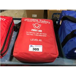 WESTERN SAFETY COMMERCIAL LEVEL 2 FIRST AID KIT