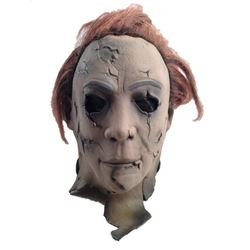 Halloween (2007) Prototype Mask Movie Props