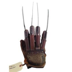Wes Craven Personal Collection Freddy Krueger Glove