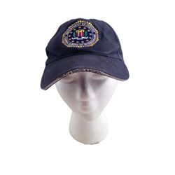 Silence of the Lambs Clarice (Jodie Foster) Baseball Hat Movie Props
