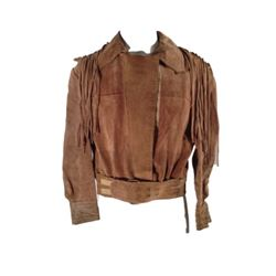 The Lone Ranger Fringed Coat Movie Costumes