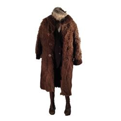 The Hateful Eight Jon Ruth (Kurt Russell) Movie Costumes