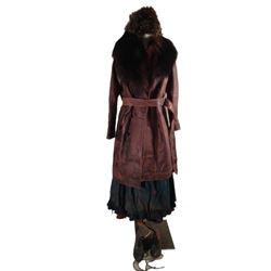 The Hateful Eight Daisy Domergue (Jennifer Jason Leigh) Movie Costumes
