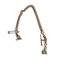 The Hateful Eight O.B. (James Parks) Pocket Watch Chain Movie Props