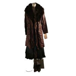 The Hateful Eight Daisy Domergue (Jennifer Jason Leigh) Bloody Movie Costumes