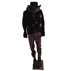 The Hateful Eight Jody Domergue (Channing Tatum) Movie Costumes