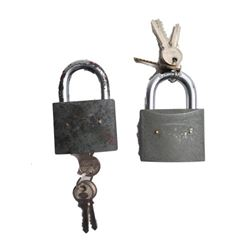 Scary Stories Bellows Locks Movie Props