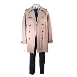 Underworld: Awakening Detective Sebastian (Michael Ealy) Movie Costumes