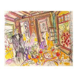 Auberge de L'ill, France (3-star French restaurant) by Ensrud Original