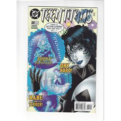 Teen Titans Issue #20 by DC Comics