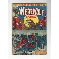 Werewolf by Night Issue #9 by Marvel Comics