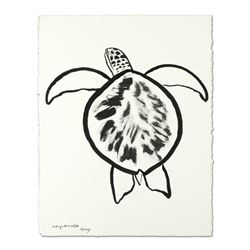 Turtle by Wyland Original