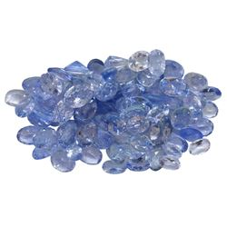 12.09 ctw Oval Mixed Tanzanite Parcel