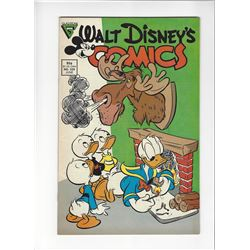 Walt Disneys Comics and Stories Issue #529 by Gladstone Publishing